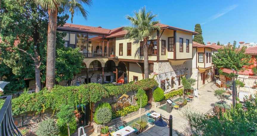 Antalya Alp Pasa Hotel