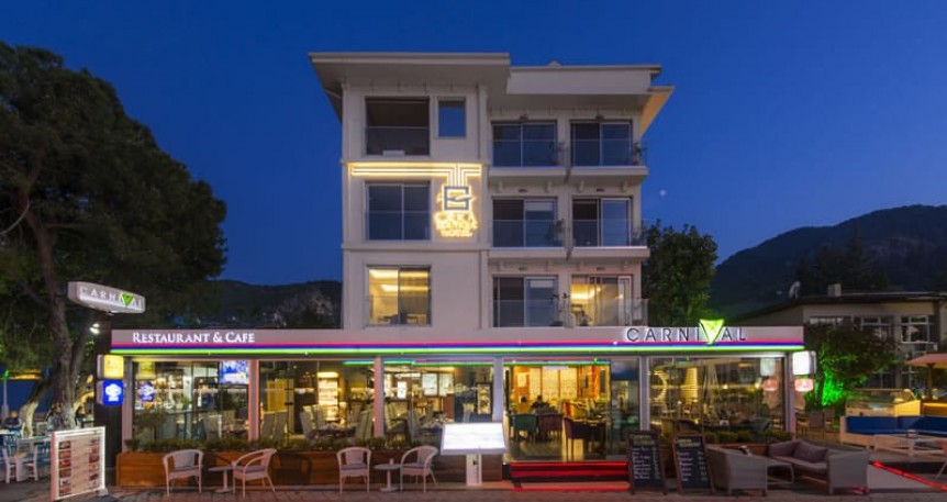Fethiye Orka Boutique Hotel