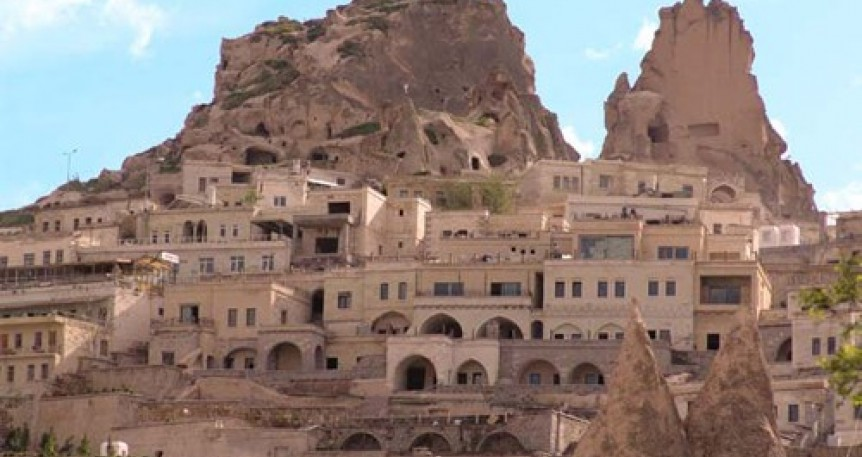 Cappadocia - Pamukkale - Ephesus