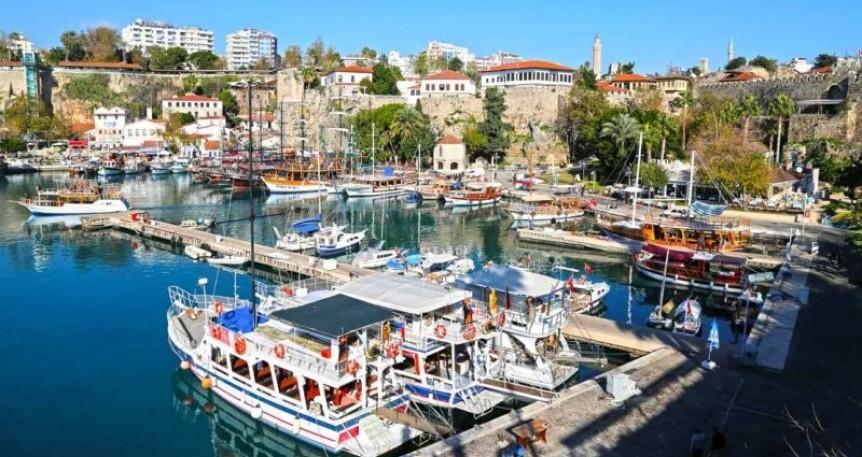 Cappadocia - Antalya - Fethiye 7 Days By Bus