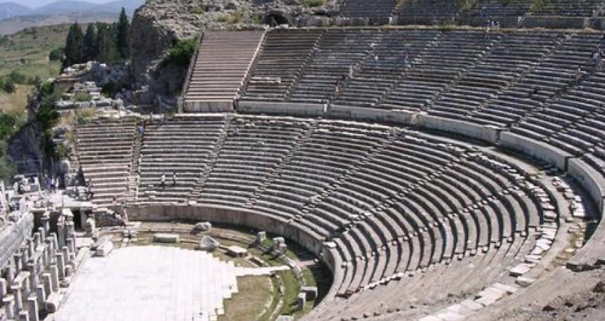 Ephesus and Pamukkale Tour