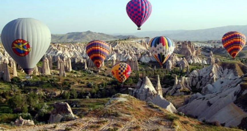 Cappadocia Hot Air Balloon