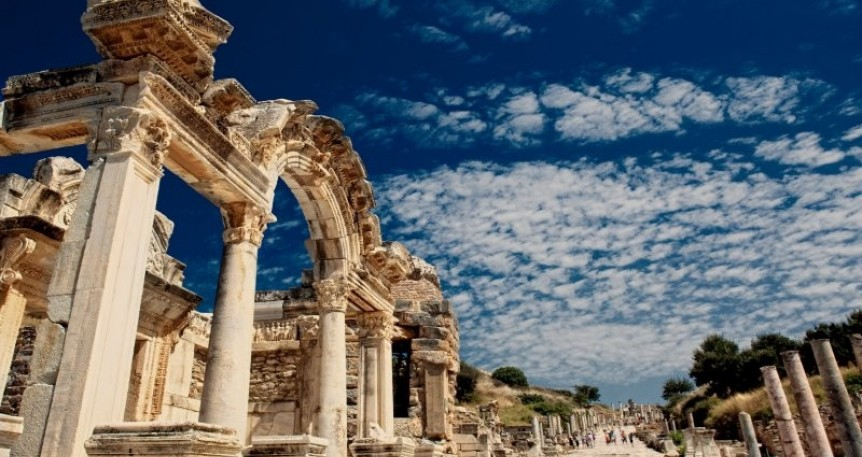 Gallipoli-Troy-Ephesus-Pamukkale 4 Days By Bus+Plane