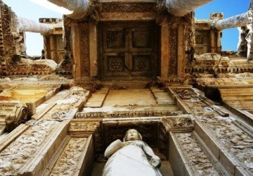 Istanbul-Ephesus-Pamukkale-Istanbul Tour (5 Nights)
