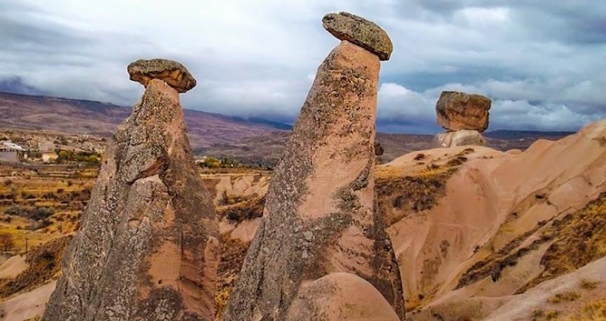 Cappadocia - Pamukkale - Ephesus 6 Days By Bus