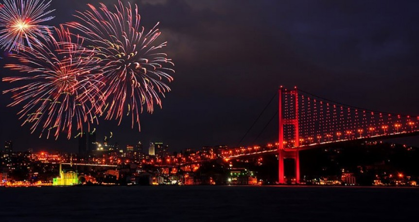 New Year in Turkey