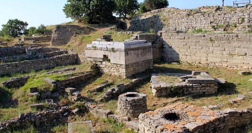 Gallipoli-Troy-Ephesus-Pamukkale 4 Days By Bus+Plane