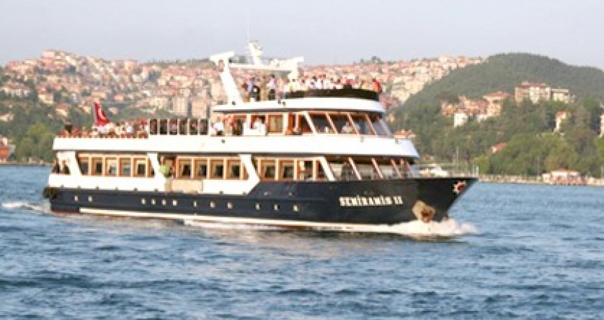Bosphorus Tour Regular Half Day Morning & Afternoon Tour
