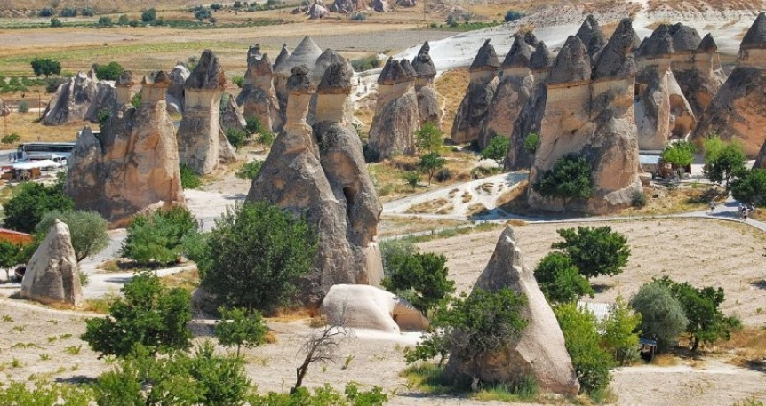 Daily Cappadocia Tour from Istanbul