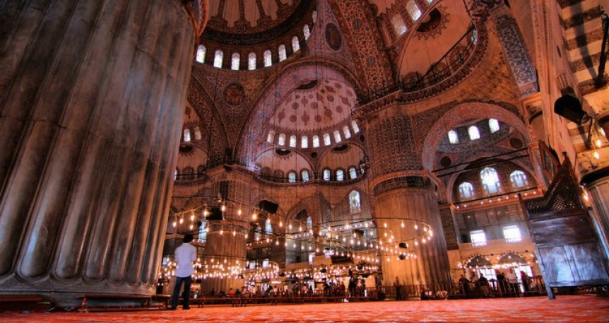 Great Mosques of Istanbul