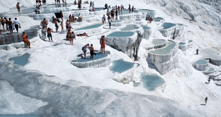 Pamukkale Tour in 1 day